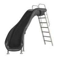 SR Smith - Pool Slide Rogue 2 - Gray - Left turn 610-209-58220