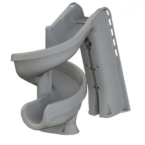 SR Smith - HELIX 2 Pool Slide - Solid Gray - 640-209-58120