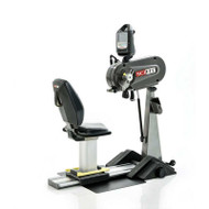 "SCIFIT - PRO1 Upper Body Rotary Exerciser -Standard Seat, 6"" Taller Mast - PRO102-XXL - Shown With Regular Mast - Model Comes With 6"" Taller Mast"