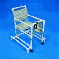 Healthline - Millennium Adult Walker W/Anti-Tips - MIL418A3AT