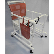 Healthline - Millennium Oversized Adult Walker W/Anti-Tips - MIL418A3AT-OS
