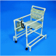 Healthline - Millennium Small Walker W/Anti Tip-Outriggers - MIL416A3AT