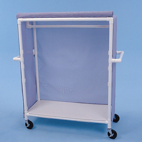 Healthline - Clothing Cart w/Full Clothing Bar - GC4814W5