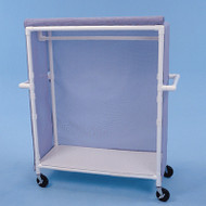 Healthline - Clothing Cart w/Full Clothing Bar - GC4814W5