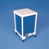 Healthline - 1 Mesh Bag Jumbo Linen Hamper W/Foot Pedal - LH181FW3