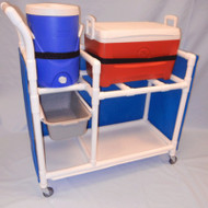 Healthline - Combo Cooler Ice Cart - COMBOW3