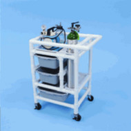 Healthline - Emergency Cart - EC201W3