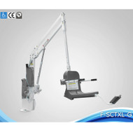 Aqua Creek - Lift, Scout Excel, No Anchor, 375 lb Cap, UL/ADA Compliant, White w/Gray Seat - F-SCTXL-G