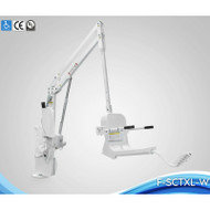 Aqua Creek - Lift, Scout Excel, No Anchor, 375 lb Cap, UL/ADA Compliant, White w/White Seat - F-SCTXL-W