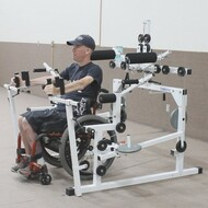 Aqua Creek - ProTone™ Fitness Machine For People w/Disabilities - F-PTN