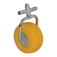 MJM Intl - Replacement All Terrain Swivel Caster - R-Y30-CMCS