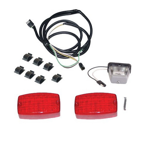 VersaHaul - Taillight Kit w/License Plate Light - VH-TK LP