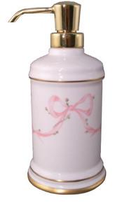 Lotion Bottle (Metal Top)