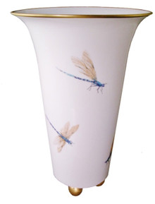Large Ballfooted Vase