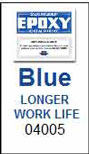 Hardman Double Bubble Blue-Label Long Work Life Epoxy Packets (#04005)