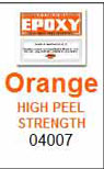 Hardman Double Bubble Orange-Label Toughened - High Peel Strength Epoxy Packets (#04007)