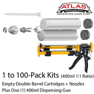 https://d3d71ba2asa5oz.cloudfront.net/12029240/images/ap_400ml_1-1-ratio_cartridge_c-system-kit-with-nozzles%2c-%26-dripless-dispensing-gun---parent-1-to-100-pack.jpg