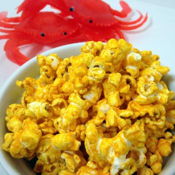 crab legs gourmet popcorn