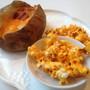 loaded baked potato gourmet popcorn