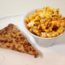 pizza gourmet popcorn