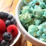 blue raspberry gourmet popcorn