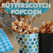 Butterscotch Popcorn