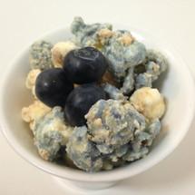 blueberry cheesecake gourmet popcorn