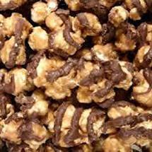 Chocolate Caramel Pecan Popcorn