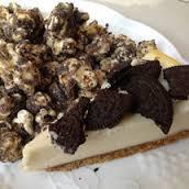oreo cheesecake gourmet popcorn