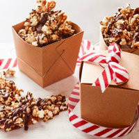 Chocolate Maple Bacon Popcorn