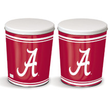 University of Alabama 3 Gallon Tin