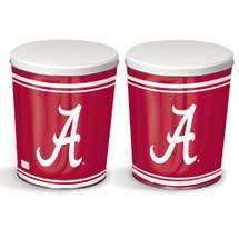 University of Alabama 3 Gallon Tin