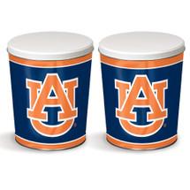 Auburn University 3 Gallon Tin