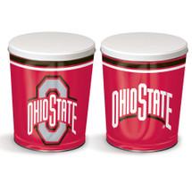 Ohio State 3 Gallon Popcorn Tin