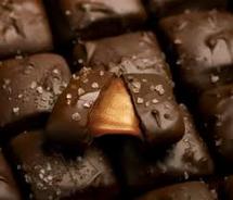 Dark Chocolate Caramel Sea Salt Gourmet Popcorn