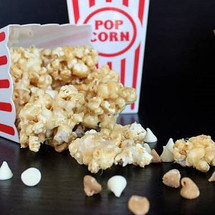 White Chocolate Peanut Butter Gourmet Popcorn