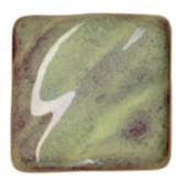 O-42 Moss Green (cone 05) Glaze Pint