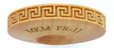 MKM Finger Roller Greek Square