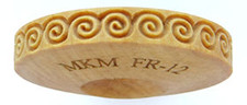 MKM Finger Roller Greek Spiral