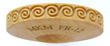 MKM Finger Roller Greek Spiral