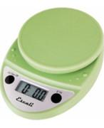 Primo Digital Scale--Tarragon Green