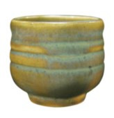 PC-25 Textured Turquoise (cone 5/6)Glaze Pint