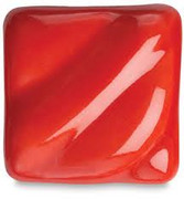 HF-56 Red Gloss Glaze Pint