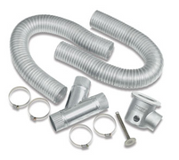 Skutt Vent Dual Exhaust Kit