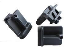 Black Basic Sliders For Giffin Grip (Set of 3)
