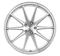 Vertini Wheels Vertini RF1.3 Polished With Brushed Face Rotary Forged 20x10.5 05 Mustang