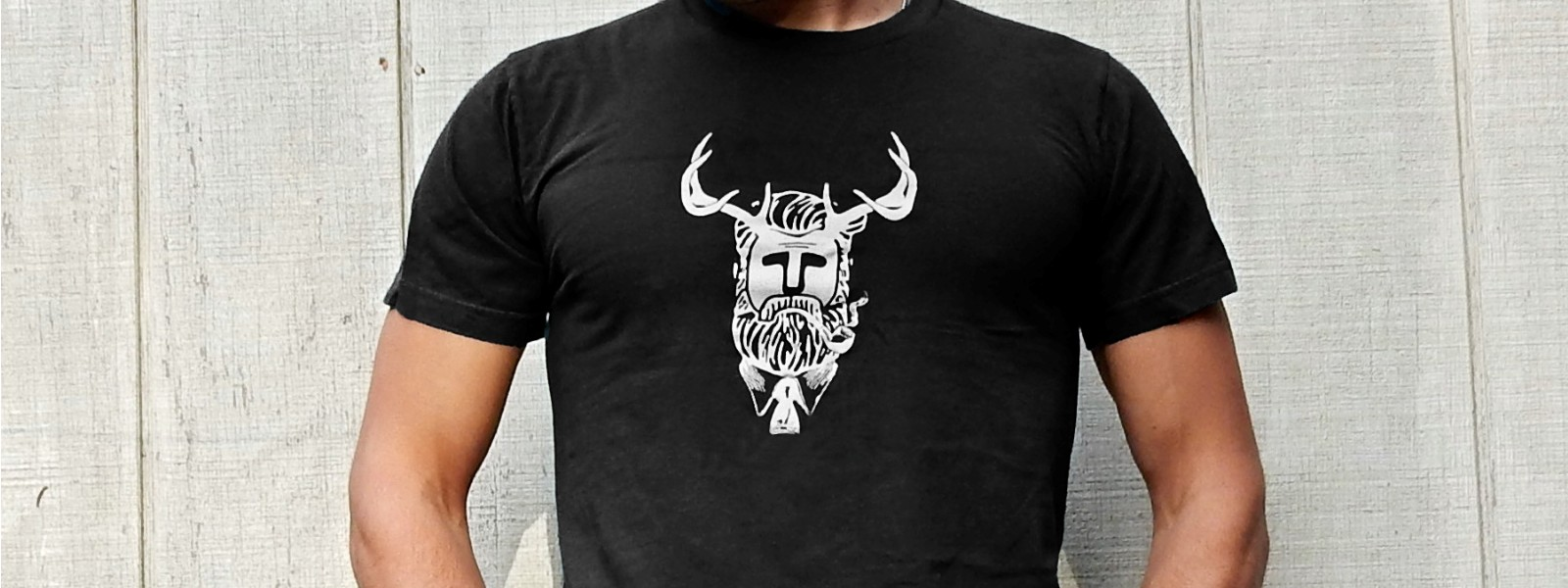 Any Frontier T shirt by American Bench Craft Made in the USA