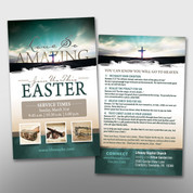 """Love So Amazing"" Easter Invite Card #14222"