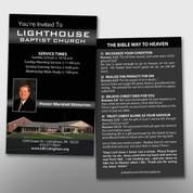 Invite Card #14236