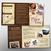 """A Place for You"" 3-Panel Tract #14151"